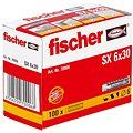 fischer SX 6 x 30 hmoždinka do betonu a zdiva (bal. 100 ks)