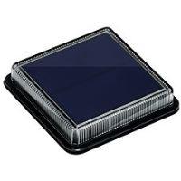 Immax SOLAR LED reflektor Terrace s čidlem 1,5W, černý