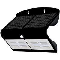 Immax SOLAR LED reflektor s čidlem, 6.8W, černý