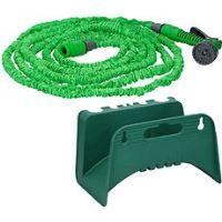 TimeLife Flexibilní zahradní hadice 15m