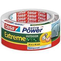 tesa Extra Power EXTREME OUTDOOR, průhledná, 20m:48mm
