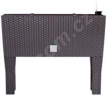 Prosperplast RATO CASE HIGH 60x25x46cm, tmavě hnědý
