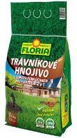 FLORIA Trávníkové hnojivo s odpuzujícím účinkem proti krtkům 2,5kg