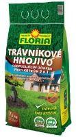 FLORIA Trávníkové hnojivo s odpuzujícím účinkem proti krtkům 7,5kg