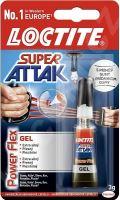 LOCTITE Super Attak Power Flex Gel 3 g