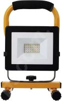 EMOS LED reflektor přenosný, 20W neutrální bílá
