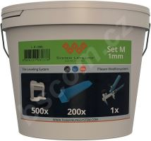 System Leveling Aplikační SET 500/200/1