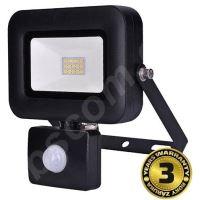 Solight LED reflektor s čidlem 10 W WM-10WS-L