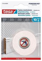 tesa Montážní oboustranná páska na tapety a omítku 10kg/m