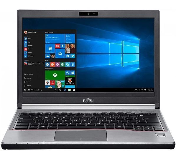 Fujitsu Lifebook E736, stříbrný, záruka 24 měsíců