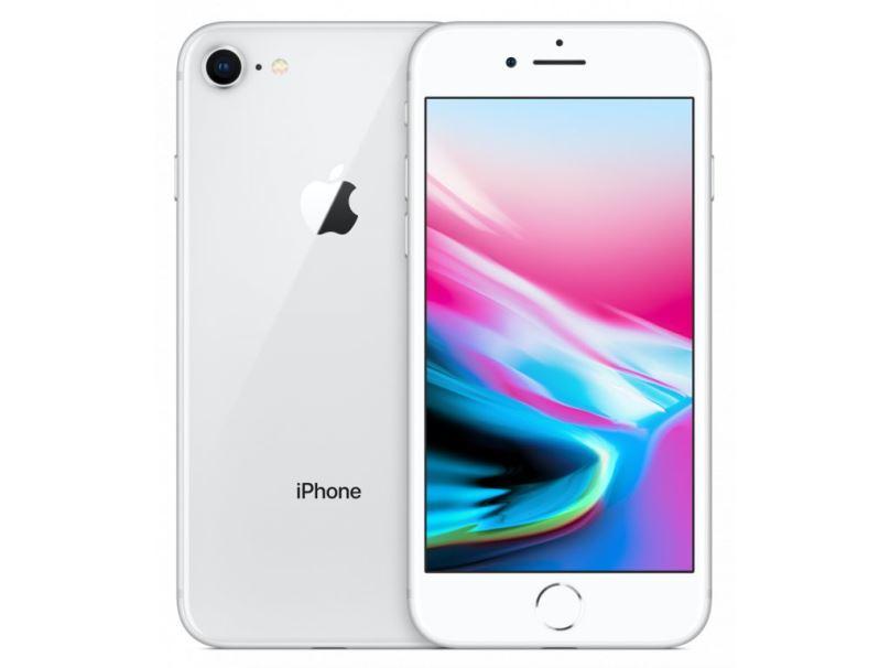 Repasovaný iPhone 8 64GB Silver
