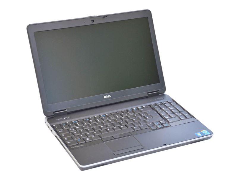 Renovovaný notebook Dell Latitude E6540, záruka 24 měsíců