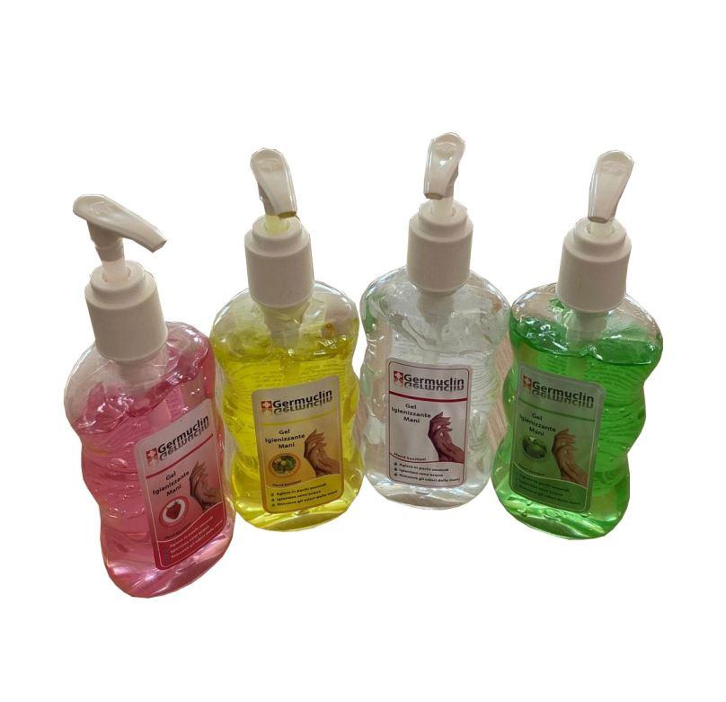 Dezinfekční gel na ruce 240ml - zelený