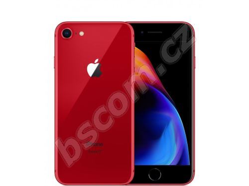 Repasovaný iPhone 8 64GB Red